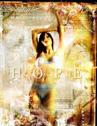 hope ...  has wings by saiaii