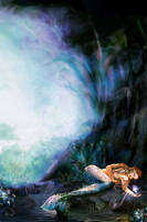 Mera II : Mera's Magic by saiaii