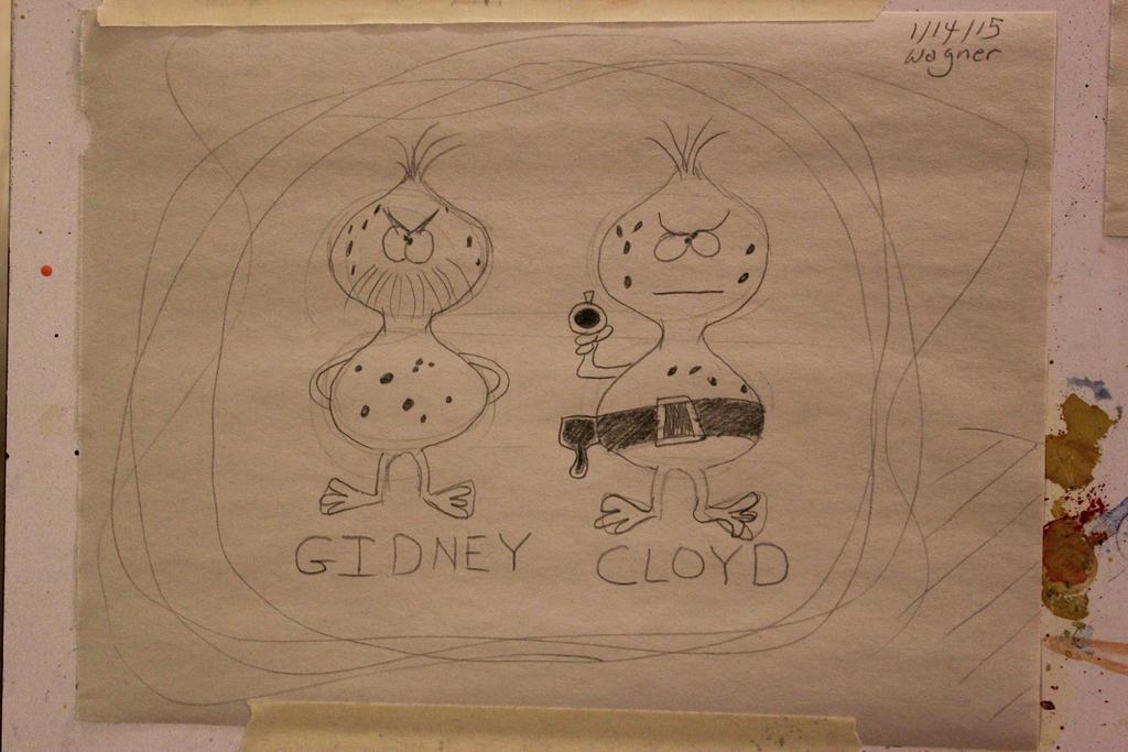 Gidney and Cloyd by TheSkaldofNvrwinter