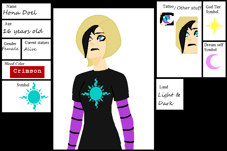 My Profile by Darkangel11499