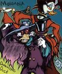 Black Lantern: Darkwing Duck