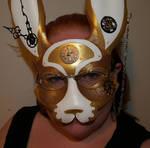 Steampunk bunny...