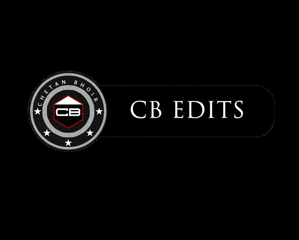 CB edits logo