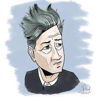 Directors Series #21 - David Lynch by JoshDivine