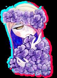 Lunaria Annua (Krita)