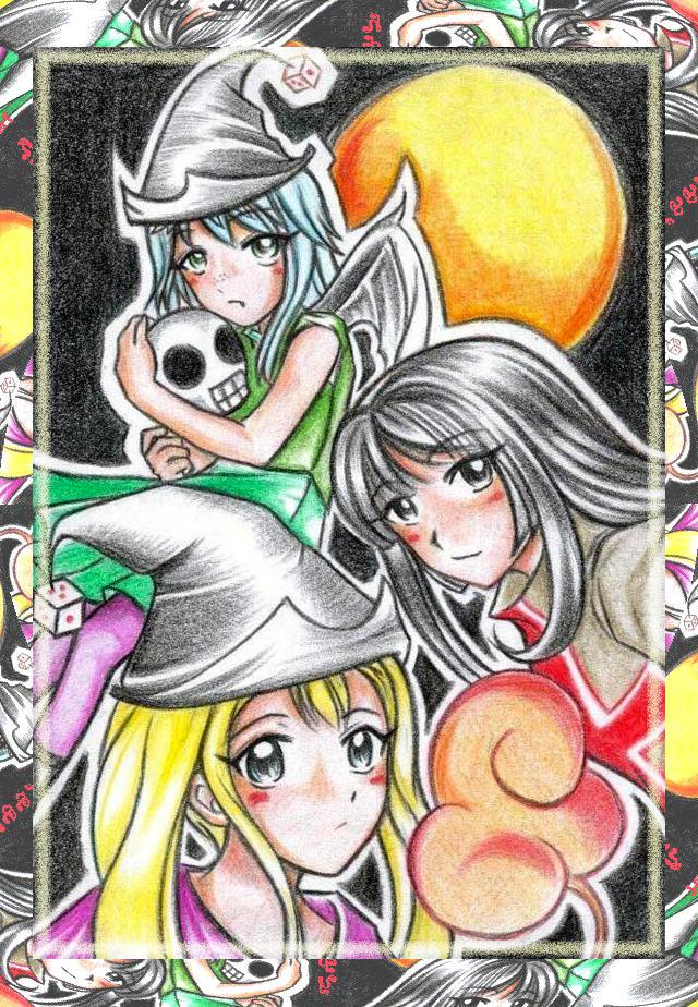 Halloween_Flying Koi by Melodyrose