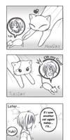 Cat Phobic by Melodyrose