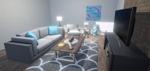 Unity Furniture Pack