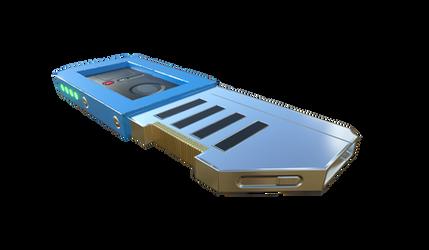 Scifi Keycard