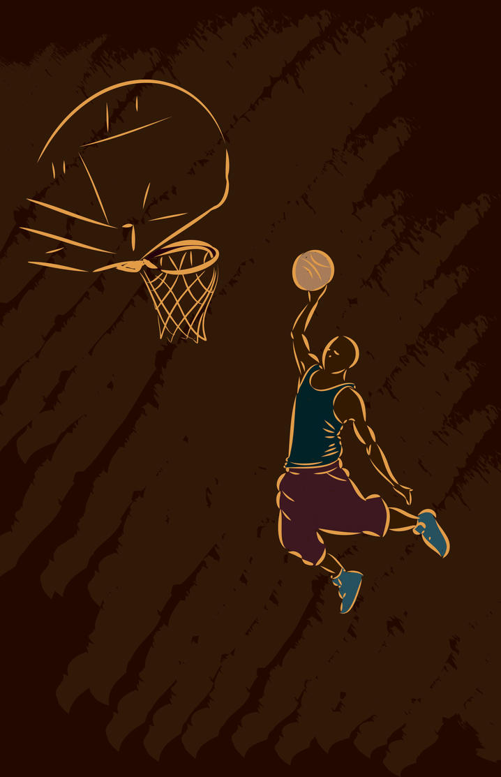 basket ball by manar1