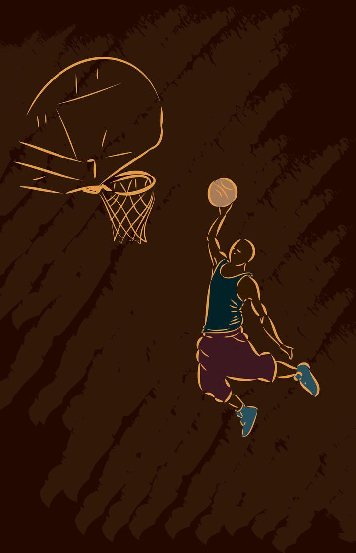 basket ball by manar1