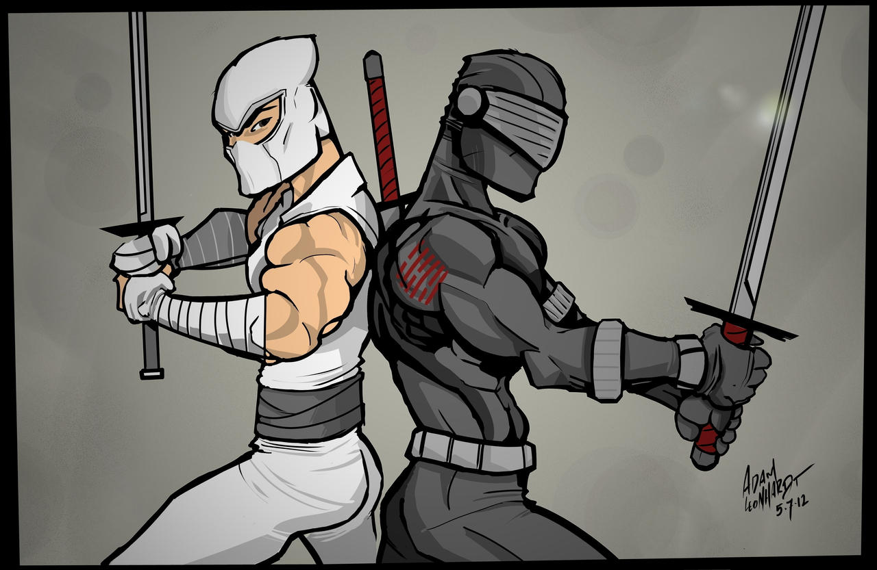 G.I. Joe by Adam-Leonhardt