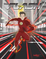 Run, Barry! RUN!