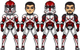 Clone Trooper Ryk by Gonza87rg