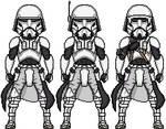 Clone Desert Troopers