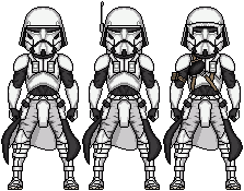 Clone Desert Troopers by Gonza87rg