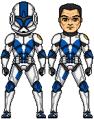 Clone Trooper Chatter by Gonza87rg