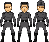 Clone Naval Officers by Gonza87rg