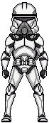 Chemical Environments Clone Trooper