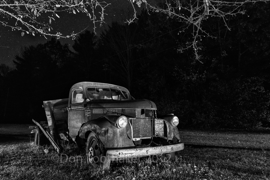 Nighttime Relic-DT8 1977 by detphoto