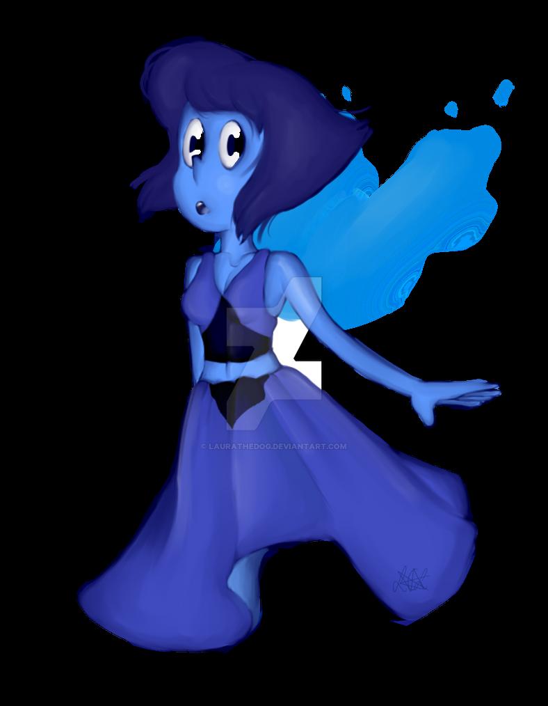 lapis lazuli steven universe by laurathedog on deviantart