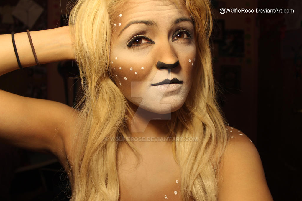 Fawn Makeup by W0lfieRose