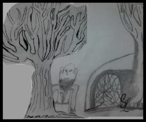 Vidar (my art)