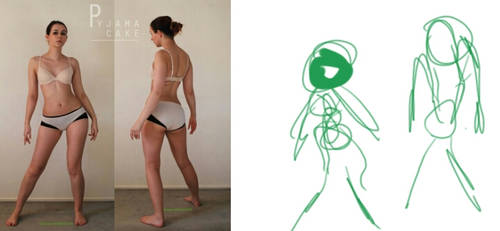 Character Design: Gesture Drawing