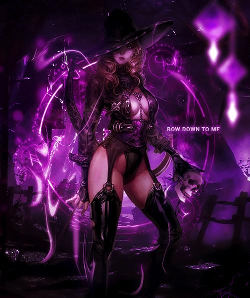 LP Sorceress by Sygea