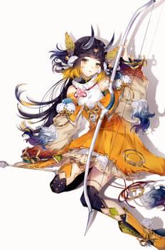 (Thanks for DD!) Moonlight Samurai : Tori