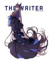 THE WRITER: Murasaki Shikibu by yeorre