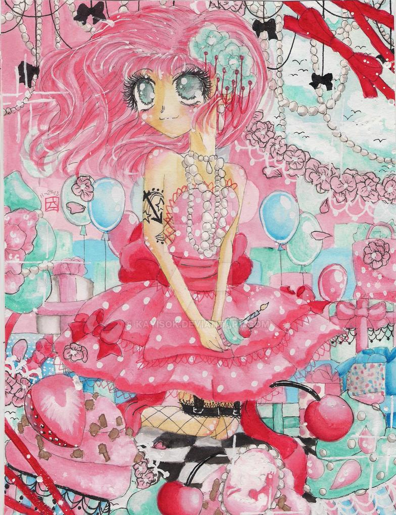 Sweet16 by KaikoSensei
