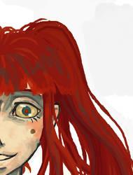 Scarlet by Kayisok