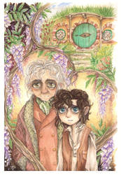 Baggins by Kayisok