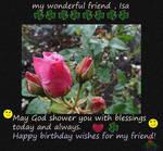 Happy birthday by vafiehya