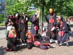 Akatsuki-cosplaygroup