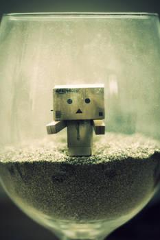 Please let me out