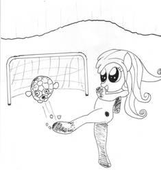 Skolly Goally the Earth Pony