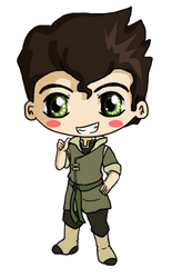 Chibi Bolin by IcyPanther1