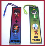 Avatar: The Last Airbender Bookmarks
