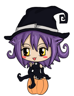Blair Chibi by IcyPanther1