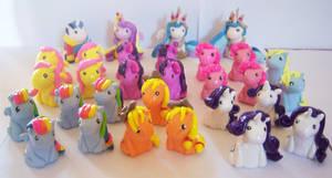 Miniature Ponies