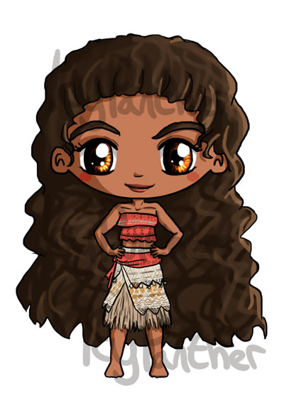 Moana by IcyPanther1