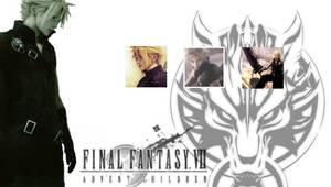 PSP Wallpaper: Cloud by RukiRuki