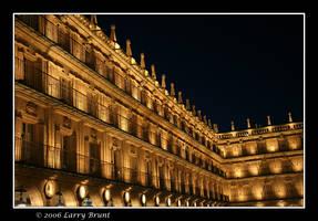 Salamanca at Night 5