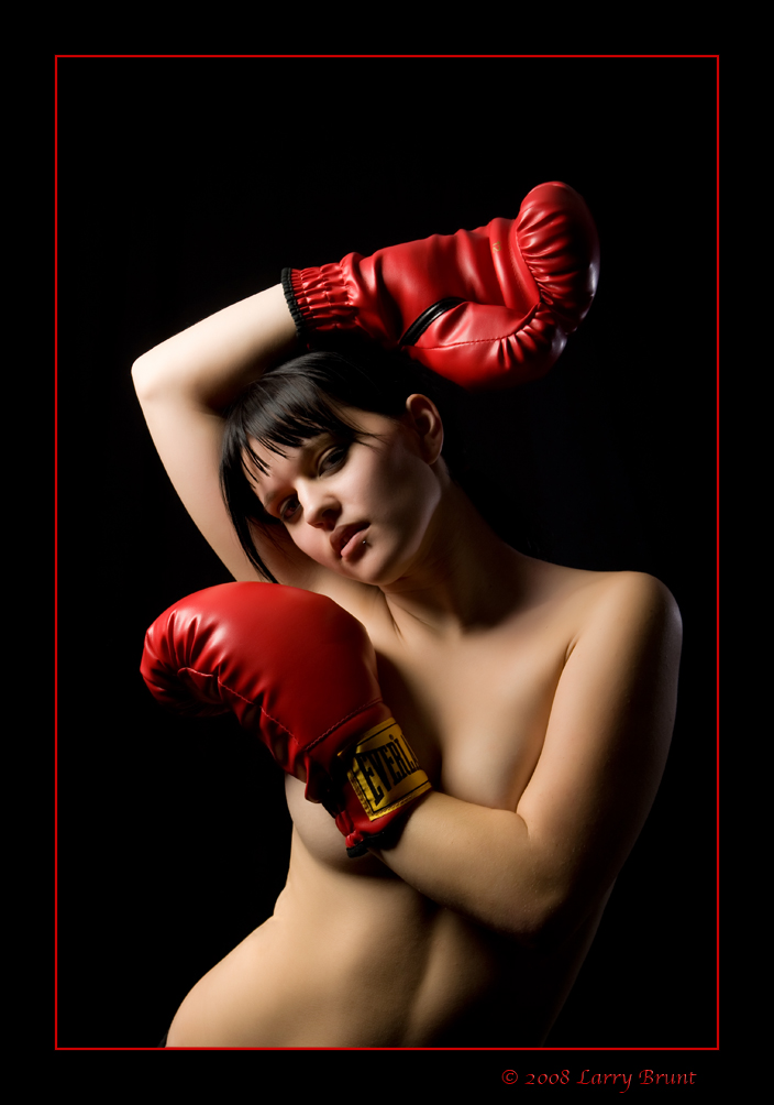 Boxing Gloves by inessentialstuff