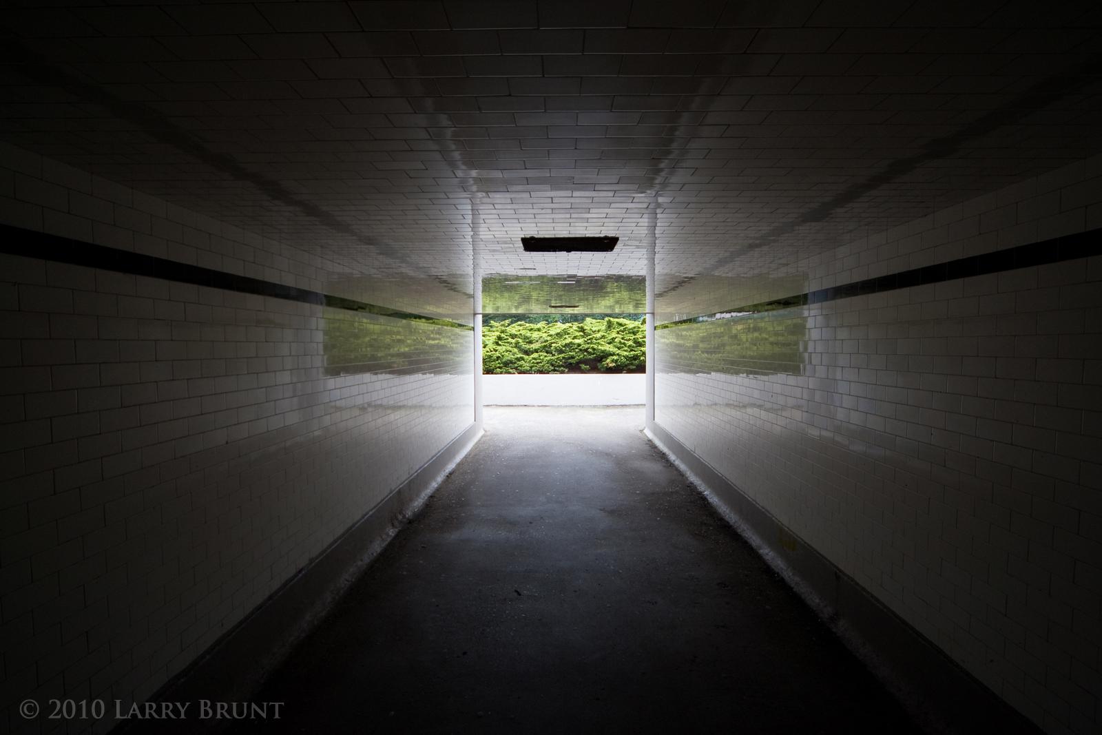 Tunnel by inessentialstuff
