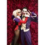 Gotham party/backstage