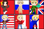 Allies Icons by RainbowBrowser