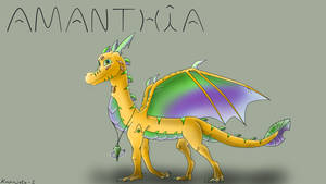 Amanthia New Character